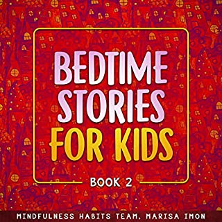 Bedtime Stories for Kids: Book 2 audiobook cover art