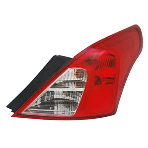 TYC 11-6401-00-1 Nissan Versa Right Replacement Tail Lamp