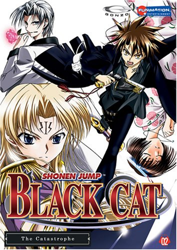 Black Cat, Vol. 2 - The Catastrophe