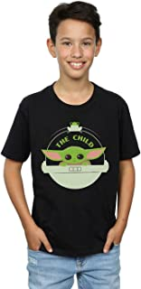 Star Wars Niños The Mandalorian The Child and Frog Camiseta