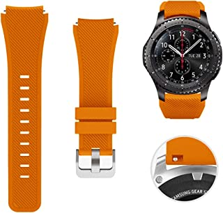 MARGOUN Strap for Huawei GT/Huawei GT 2 (46mm) Watch Band/Huawei Watch GT2 Pro Strap/Samsung Galaxy Watch 46mm /Galaxy Wat...