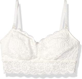 Amazon Brand - Arabella Women`s Classic Lace Nursing Bralette (For A-C Cups)