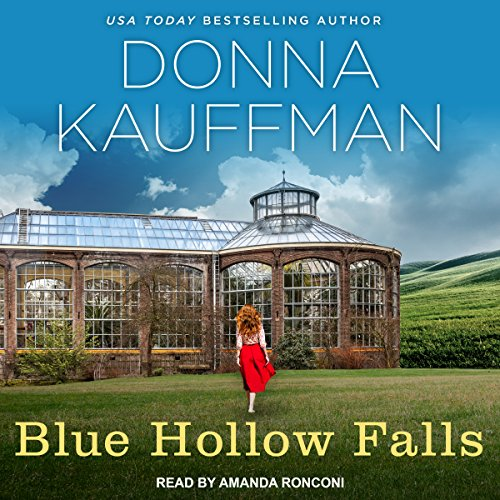 Blue Hollow Falls audiobook cover art