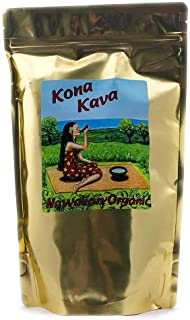 Kona Kava Farms Kava Kava Root Powder Plus | Powdered Kava Root Supplement for Sleep Support, Relaxation, Stress and Anxie...