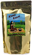 Kona Kava Farms Kava Kava Root Powder Plus | Powdered Kava Root Supplement for Sleep Support, Relaxation, Stress and Anxiety Relief | Natural Kava Kava Root Drink (16 oz)