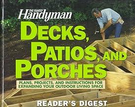 Family Handyman Decks, Patios and Porches