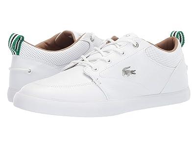Lacoste Bayliss 119 1 U (White/White) Men