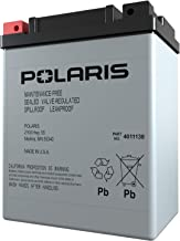 Polaris Sealed Battery 14 Amp Hour Type Etx15, Part 4011138