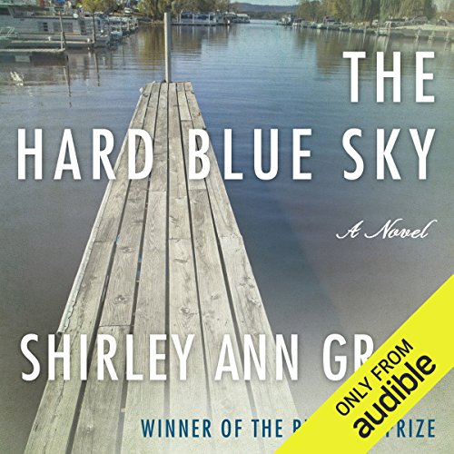 The Hard Blue Sky cover art