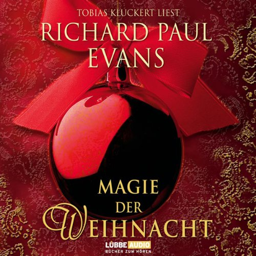 Magie der Weihnacht                   By:                                                                                                                                 Richard Paul Evans                               Narrated by:                                                                                                                                 Matthias Koeberlin                      Length: 2 hrs and 21 mins     Not rated yet     Overall 0.0