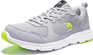 CAMELSPORTS أحذية العمل للرجال مانعة للانزلاق خفيفة الوزن للغاية شبكة جيدة التهوية للتنس الجري المشي أحذية رياضية رياضية