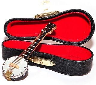 Melody Jane Dollhouse Banjo Miniature Music Room Bar School Instrument