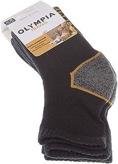 Calcetín Calcetines cortas - 2 pack - talón reforzados - Punta reforzada - Costuras planas - DUO SOC TRAVAIL