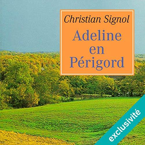 Adeline en Périgord  audiobook cover art