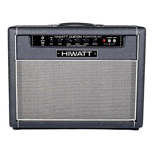 Hiwatt SA212 combo a válvulas amplificador de guitarra
