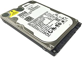 Western Digital WD3200BVVT 320GB 8MB Cache 5400RPM SATA 3.0Gb/s 2.5