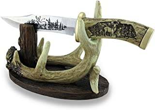antler display stand