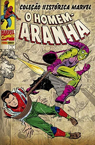 Coleção Histórica Marvel: O Homem-Aranha v. 1