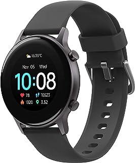 Smartwatch, UMIDIGI Urun S Fitness Tracker horloge, Bloed Zuurstofmonitor (SpO2) Pols Hartslagmeter, 5 ATM, Bluetooth Port...