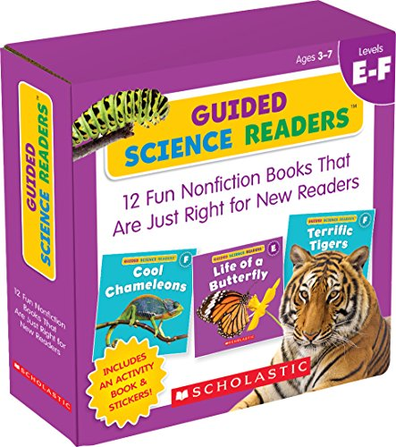 Scholastic Guided Science Reader...