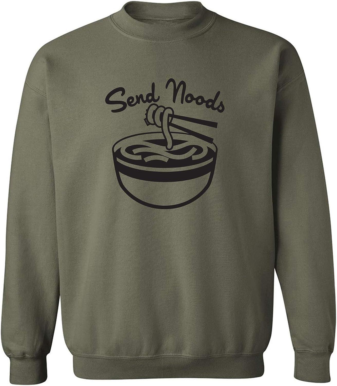 Send Noods Crewneck Sweatshirt