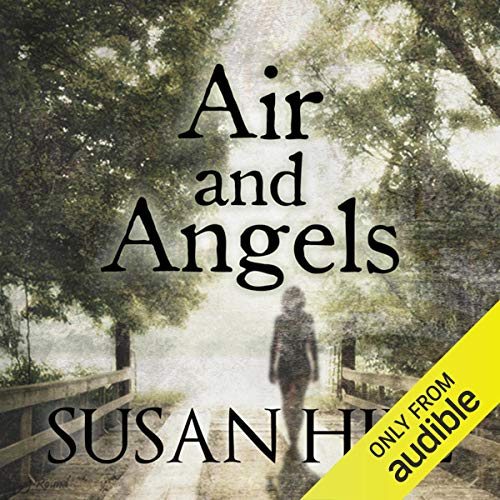 Air and Angels audiobook cover art