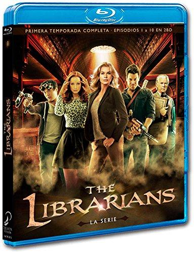 The Librarians Temporada 1 Episodios 1 A 10 Bluray [Blu-ray]