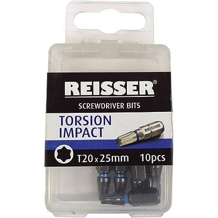 Reisser IMPPZ02TT25 Torsion Screwdriver Bit
