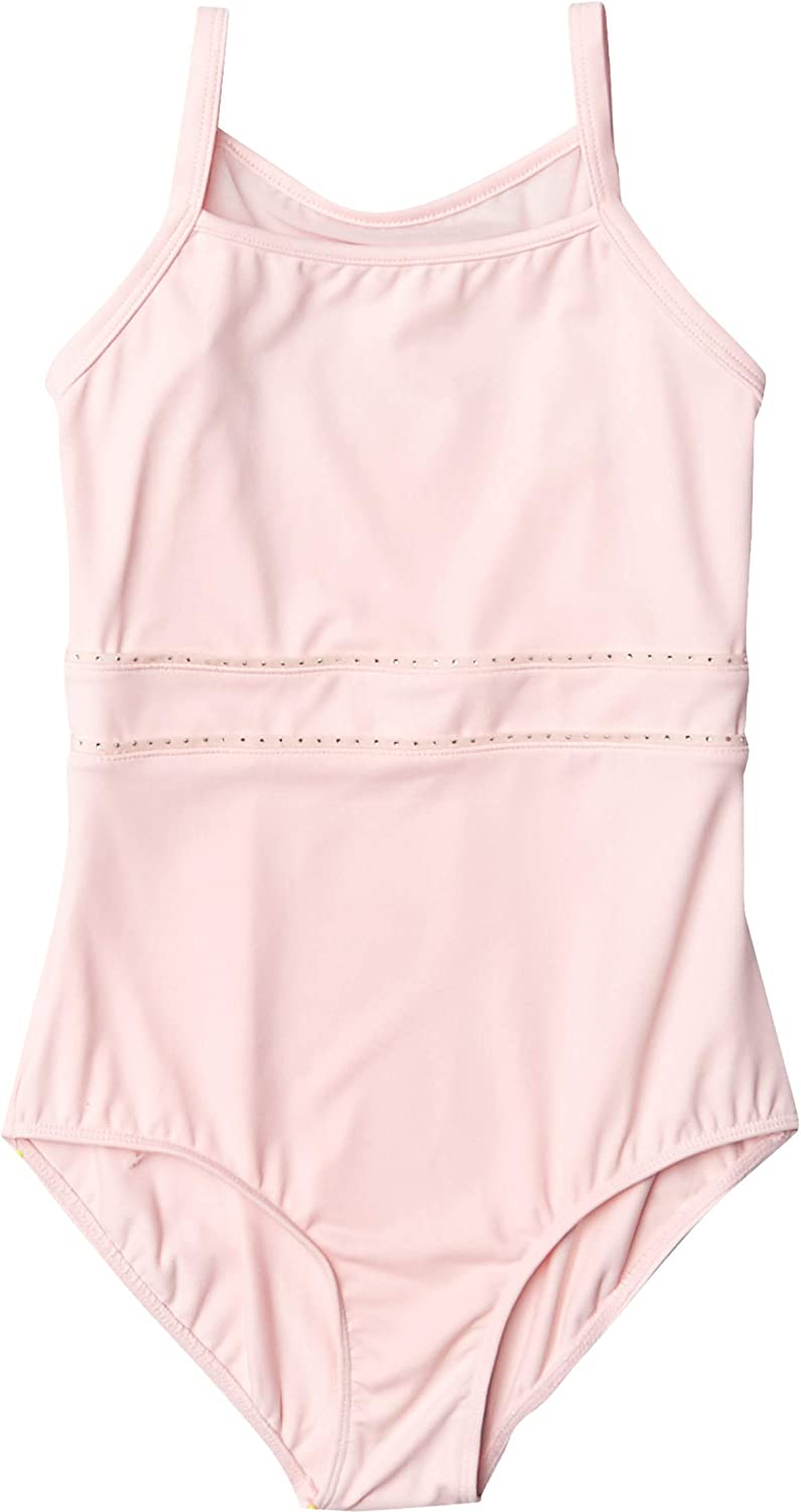 Toddler//Little Kids//Big Kids Bloch Kids Girls Mesh Back Camisole Leotard