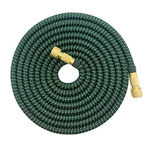 """Tuinslang Car Wash Water Slang Flexibele Uitbreidbare Tuin Watergevende Slang Water Slijtvaste Instelbare Irrigatie Slangen (Color : Light Grey, Diameter : 1/2"""")"""