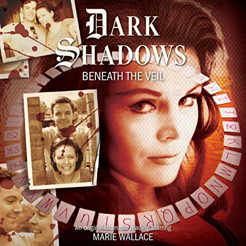 Couverture de Dark Shadows - Beneath the Veil