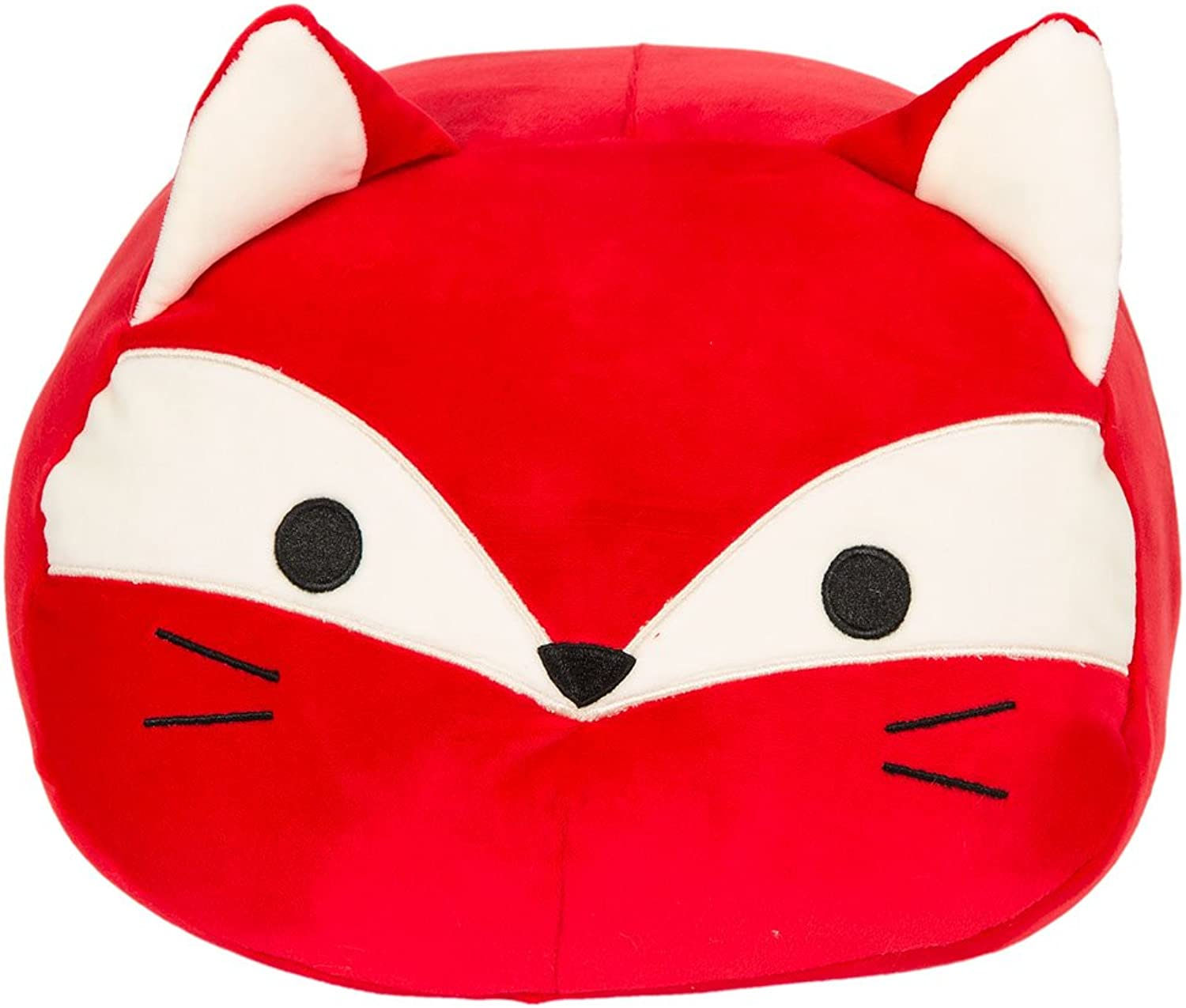 SQUISHMALLOW Lexi The Fox Stuffed Animal, Red
