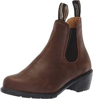 Women's Heeled Boot Antique Brown 7