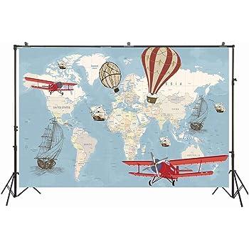 Ballon à Air Chaud Voiture Ordinateur Portable Téléphone Vinyle Autocollant-sélectionnez la taille