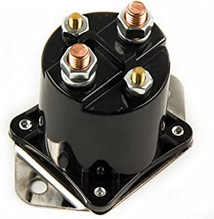 ANTOBLE 12V Gas Golf Cart Solenoid for Club Car 1984 - Newer DS Precedent Replaces Part Number 1013609