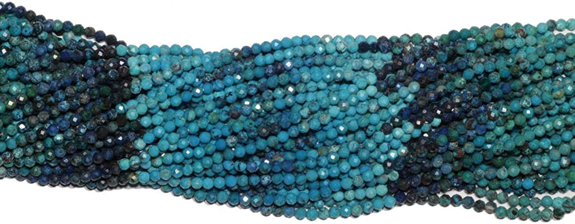 Shree_Narayani Fine Quality Chrysocolla Sales for sale Beads Special price for a limited time Loose Micro Strand