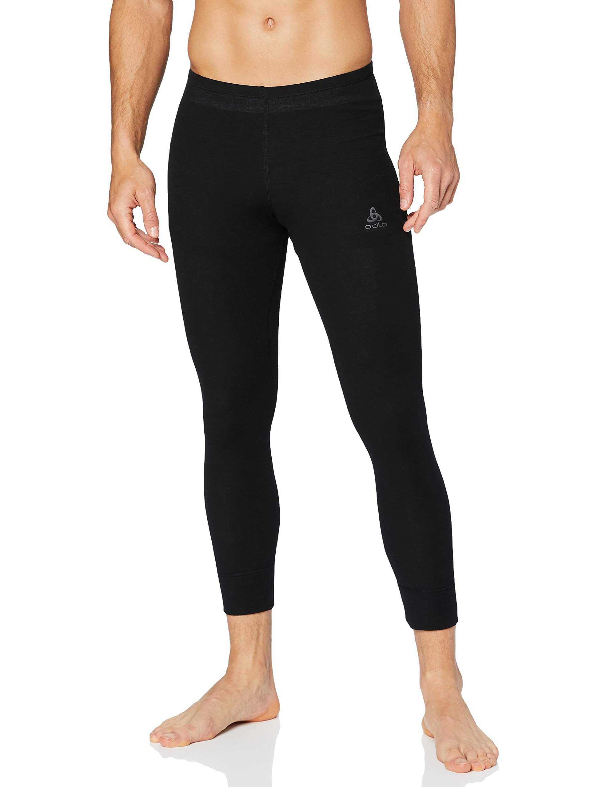 Odlo Damen Pants Warm Unterhose, Schwarz(Black), S