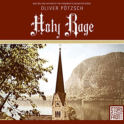 Holy Rage cover art