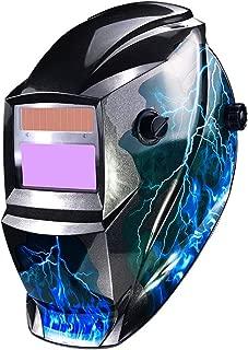 Li Battery Solar Power Auto Darkening TIG MIG MMA MAG KR KC Electric Welding Mask Helmets Welder Glasses For Welder Flash