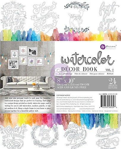 Prima Marketing 585396 Coloring Book Vol. 2