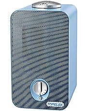 空気清浄機 小型 HEPAフィルター UV滅菌ライト 花粉対策 イオン タバコ ペット臭 除去 LED 3段階風量 静音