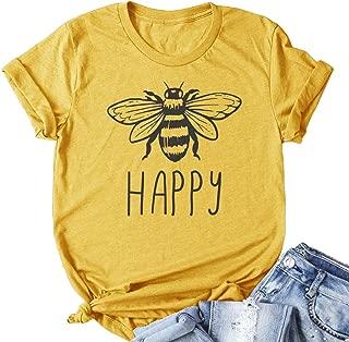 Best plus size bee shirt Reviews