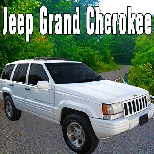 Jeep Grand Cherokee Long Horn Blast