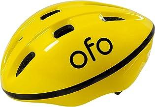 OFO Helmet Unisex for Cycles Skateboards Roller Skates Kick-Scooters - Adjustable 54-58 cm