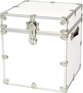 Rhino Trunk and Case Armor Trunk, Cube, White