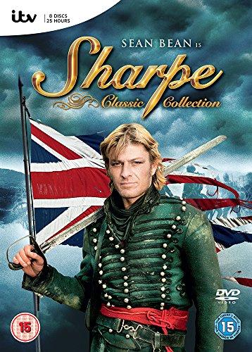 Sharpe Classic Collection (8 Dvd) [Edizione: Regno Unito] [Reino Unido]