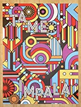 2016 Tame Impala - Berkeley I Silkscreen Concert Poster by Nate Duval