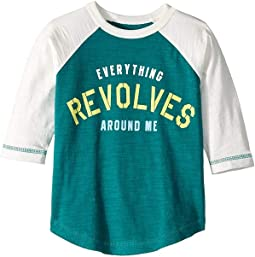 Revolves Around Me Tee (Toddler/Little Kids/Big Kids)