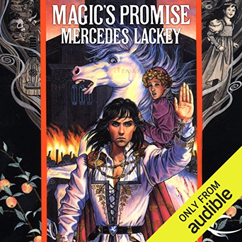 Magic's Promise audiobook cover art