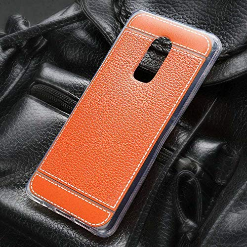Silicone Cases for Letv LeEco Max 2 Cool 1 Oneplus 6T 6 5 5T 3 2 Covers Soft TPUpattern,Orange,for LeEco 2